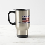 Donald Trump Make America Great Again Travel Mug