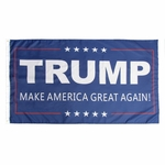 Donald Trump Make America Great Again Flag