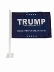 Donald Trump Victory Car Flag