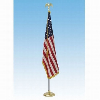 Economy Indoor US Flag Set