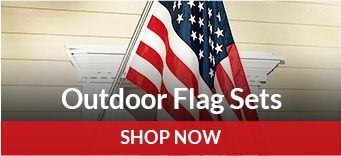 Complete Outdoor Flag Sets