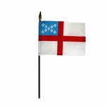Handheld Episcopal Flags