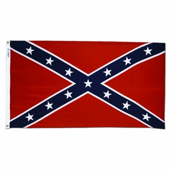 High-Grade Nylon Confederate Flags