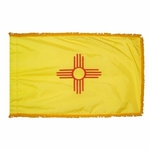 Indoor and Parade New Mexico State Flags