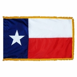 Indoor and Parade Texas State Flags