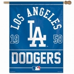 Los Angeles Dodgers Flags