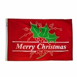 Merry Christmas Flag