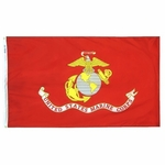 Military-Grade Nylon Marine Corps Flags