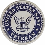 Navy Veteran Lapel Pin