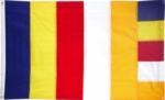 Outdoor Buddhist Flags