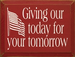 Patriotic Signs, Plaques and Art