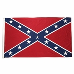 Polyester Confederate Flags - Several Sizes