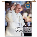 Pope Francis Celebration Flag