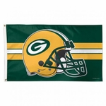 Premium 3' X 5' Green Bay Packers Flag
