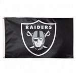 Premium 3' X 5' Oakland Raiders Flag