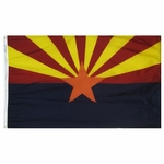 All Weather Nylon Outdoor Arizona State Flags
