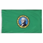 Premium Nylon Outdoor Washington State Flags