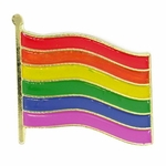 Rainbow Flag / Gay Pride Pin