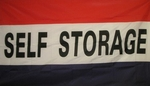 Self Storage Flag