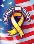 Support Our Troops Merchandise