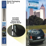 Tailgating Flagpole Set