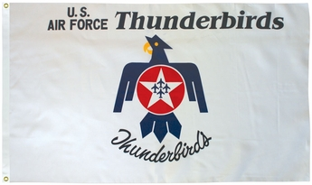 Thunderbirds Flag