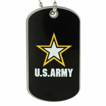 U.S. Army Dog Tag