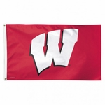 University of Wisconsin Flag - 3' X 5'