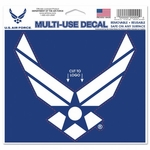 US Air Force Multi-Use Decal