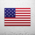 Wall Flag - Star Spangled Banner
