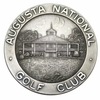 Lot 2 -1947 Masters Tournament Runner-Up Silver Medal Won By Frank Stranahan