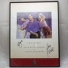 Lot 74 - 1999 World Golf Hall of Fame Commemorative Poster Signed by Seve and Alcott JSA COA