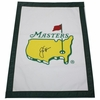 Lot 93 - Jack Nicklaus Signed Masters Undated Garden Flag JSA COA