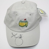 Lot 495 - Adam Scott Signed Masters Logo Golf Hat JSA COA