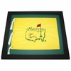 Lot 432 - Jack Burke Signed Masters Undated Flag JSA COA