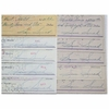 Lot 56 - Lot of Ten Sam Snead Signed Checks-All dated from 1953 His HOF Induction-JSA COA