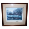 Lot 94 - 16th Hole Augusta National Golf Club - Linda Hartough 17 x 19 Artist's Proof-Jones' Estate