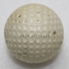Lot 448 - Jack Nicklaus Tournament Used Personal Golf Ball