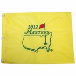 2012 Masters Embroidered Golf Pin Flag - Bubba Watson - 2012 Champion