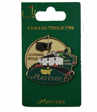 2013 Amen Corner Commemorative Pin *1 Left*