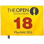 2013 British Open Pin Flag only a couple left!