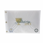 2013 Presidents Cup Embroidered Pin Flag