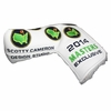 2014 Masters Scotty Cameron Putter Cover - White Leather