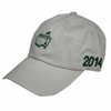 2014 Masters Stone Side Logo Caddy Hat