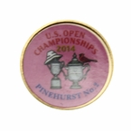 2014 US Open Ball Marker- Pink