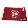 2014 US Open Golf Pin Flag - Red
