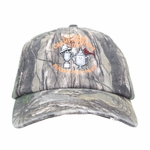 2014 US Open Slouch Style Camouflage Hat with Orange