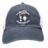 2014 US Open Stretch Fit Trucker Hat- Navy