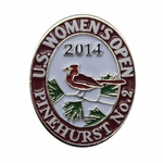 2014 US Women's Open Lapel Pin