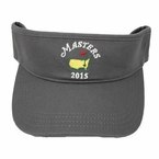 2015 Dated Masters Low Rider Visor- Charcoal